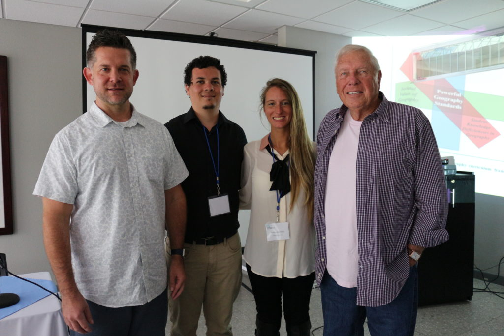 Conference Organizers - Michael Solem, Alejandro Cascante Campos, Joann Zadrozny, Dick Boehm