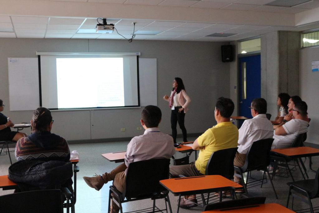 La Escuela de Ciencias Geográficas-UNA, Costa Rica: 45 años de formar profesionales en Geografía Lilliam Quirós Arias. Universidad Nacional Costa Rica, COSTA RICA