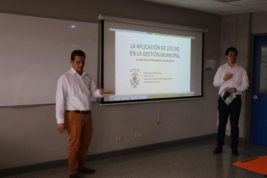 """""""La aplicación de los SIG en la gestión municipal: el caso de la Municipalidad de Puntarenas"""" Geancarlo Meléndez Salazar. Municipalidad de Puntarenas, COSTA RICA"""