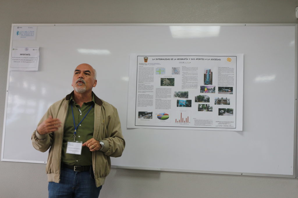 """The Integrality of Geography and the Contributions to Society."" Pedro Méndez Guardado; Katia Magdalena Lozano Uvario; Lucía Gonzá-lez Torreros. Universidad de Guadalajara, MÉXICO"