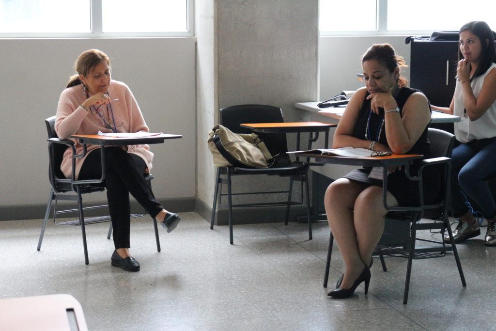 """""""La formación profesional en Geografía: una nueva propuesta de la Universidad de Costa Rica"""" Victoria González García y Isabel Avendaño Flores. Universidad de Costa Rica, COSTA RICA"""