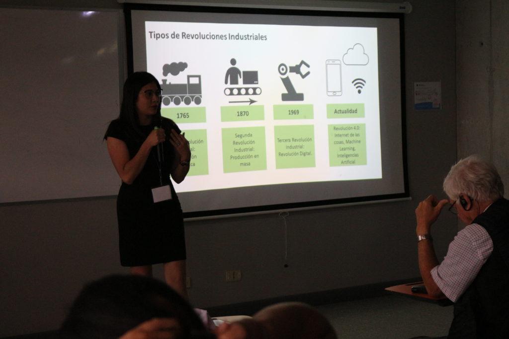 """""""Desarrollo de Sensores con hardware Abierto (Arduino) como herramienta para mejorar la enseñanza de la Geografía"""" María José Molina Montero. Universidad de Costa Rica, COSTA RICA"""