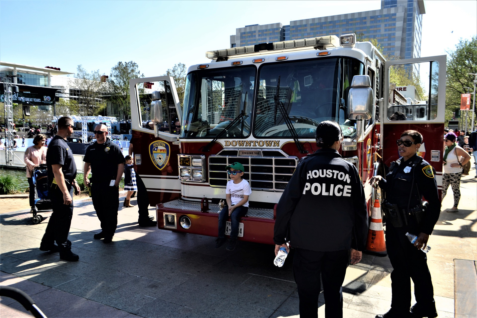 First Responders (Firefighter, Police, Emergency Medical Technician (EMT))