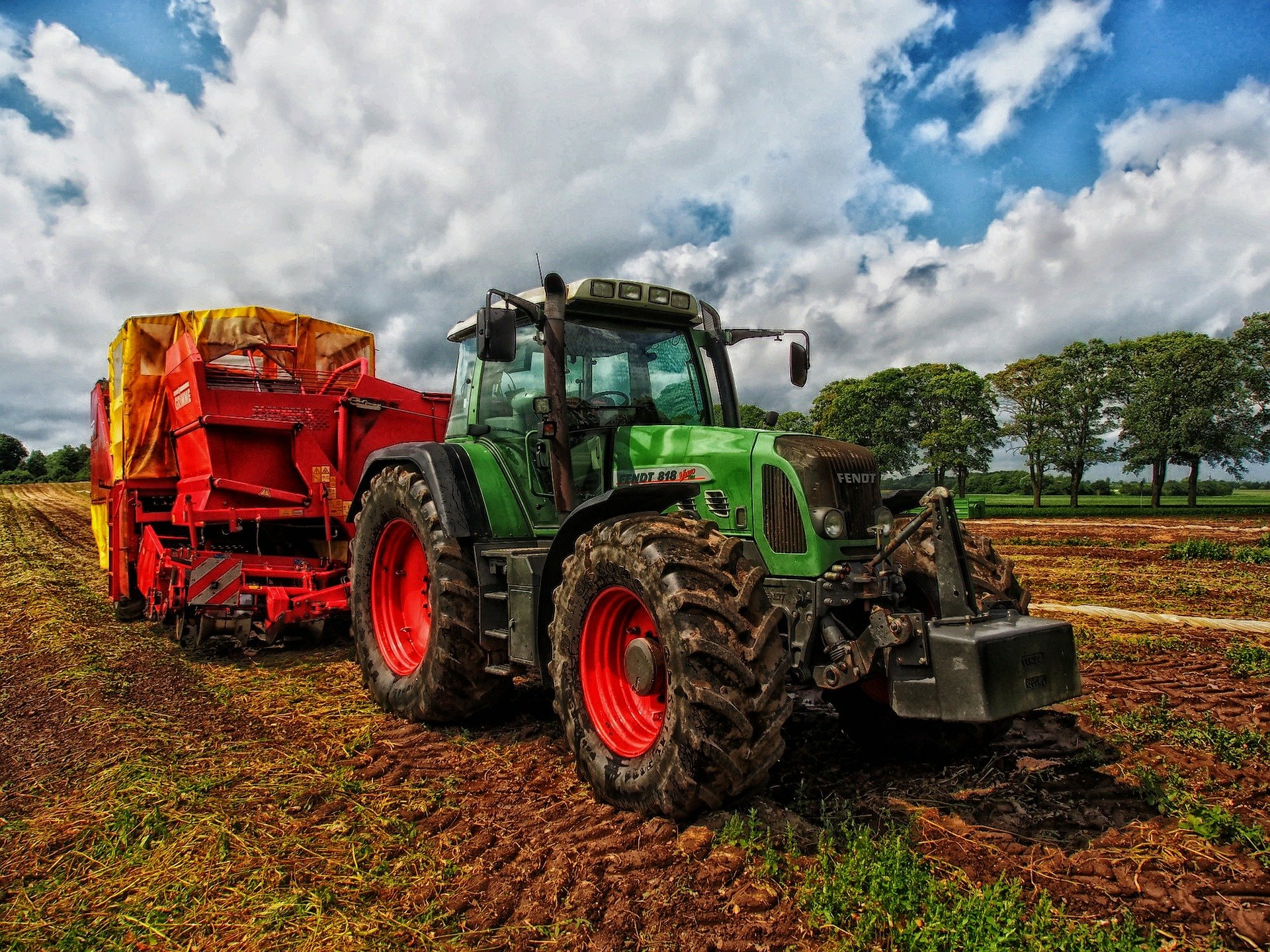 Farming/Agriculture/Ranching