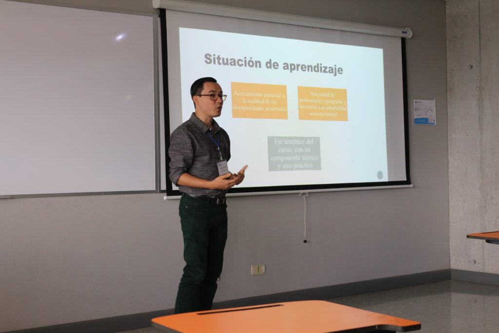 """""""Una Geografía sensible a las discapacidades"""" Anthony Sibaja Solís. Universidad de Costa Rica, COSTA RICA"""